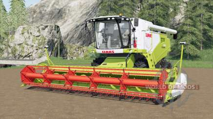 Claas Tucano 580 for Farming Simulator 2017