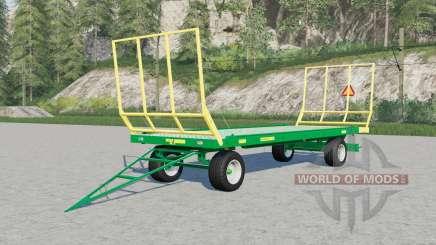 Metaltech PBD 8 ⱱ1.0.1 for Farming Simulator 2017