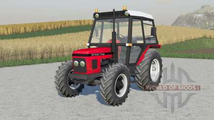 Zetor 77Ꝝ5 for Farming Simulator 2017