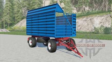 Conow HW 80 Vⴝ.1 for Farming Simulator 2017