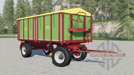 Strautmann HKD 302 for Farming Simulator 2017