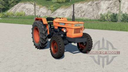 Fiat 8ⴝ0 for Farming Simulator 2017