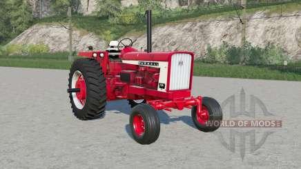 Farmall 706 & 806 1963 for Farming Simulator 2017