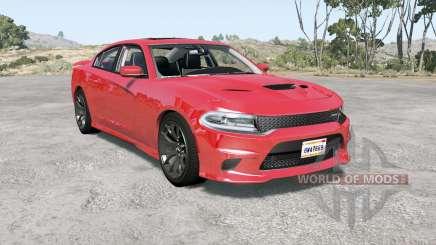 Dodge Charger SRT Hellcat (LD) 2015 v2.0 for BeamNG Drive