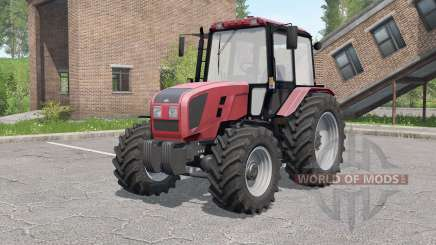 MTZ-1220.3 Беларуȼ for Farming Simulator 2017