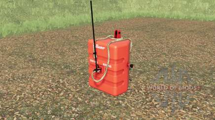 Sure weight for Farming Simulator 2017