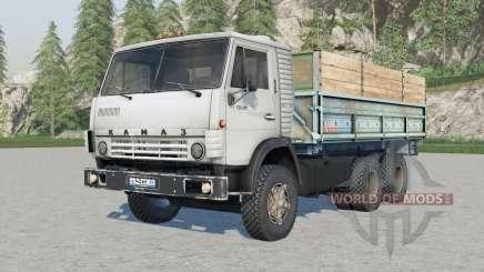 Kamaz-53Ձ0 for Farming Simulator 2017