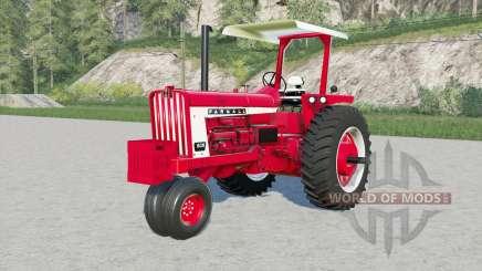 Farmall 706 & ৪06 for Farming Simulator 2017