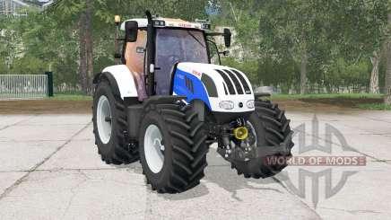 Steyr 6230 CVȾ for Farming Simulator 2015