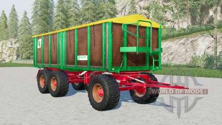Kroger Agroliner HKD 402 v1.3 for Farming Simulator 2017