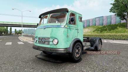 Mercedes-Benz LPS 331 for Euro Truck Simulator 2