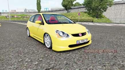 Honda Civic Type-R (EP3) 2004 for Euro Truck Simulator 2