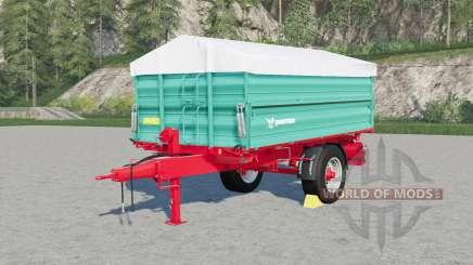 Farmtech EDK ৪00 for Farming Simulator 2017