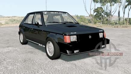 Dodge Omni Shelby GLHS 1986 for BeamNG Drive