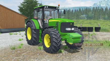 John Deere 69Ձ0 for Farming Simulator 2013