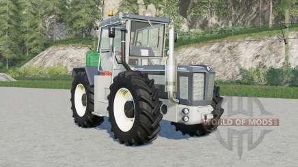 Schluter Super-Trac 2500 VŁ for Farming Simulator 2017