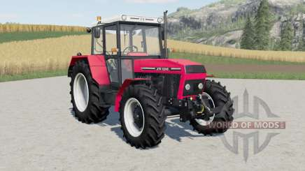 Zetor & ZTS 12245 & 16245 for Farming Simulator 2017