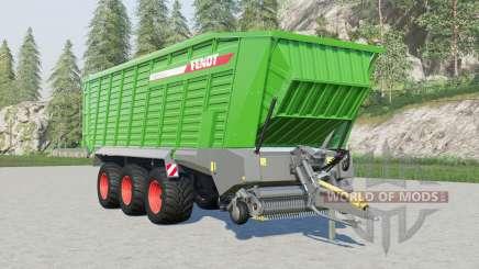 Fendt Tigo XR 100 D for Farming Simulator 2017