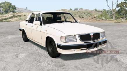 GAZ-3110 Volga 2000 for BeamNG Drive