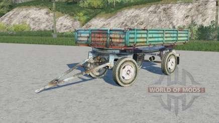 Autosan D-50 for Farming Simulator 2017