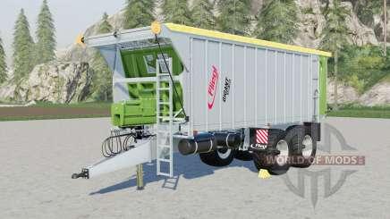 Fliegl ASW 268 Gigant for Farming Simulator 2017