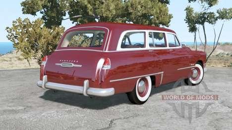 Burnside Special wagon v1.0.2.1 for BeamNG Drive