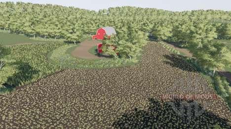 Farm in the Woods for Farming Simulator 2017