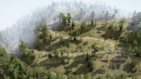 Cutting for Spintires MudRunner