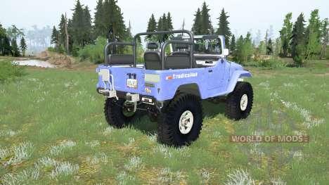 Toyota Land Cruiser (FJ40) for Spintires MudRunner