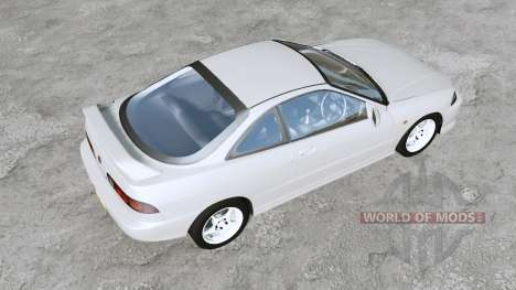Honda Integra Type-R coupe (DC2) 1998 for BeamNG Drive