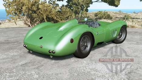 Aston Martin DBR1 1957 for BeamNG Drive