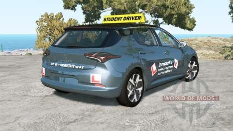 Cherrier FCV Driving School for BeamNG Drive