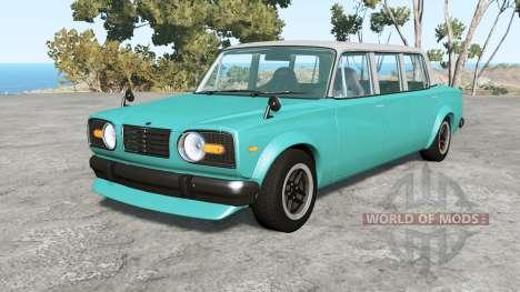 Ibishu Miramar Limousine v2.69 for BeamNG Drive