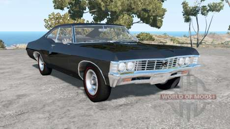 Chevrolet Impala SS 427 1967 for BeamNG Drive
