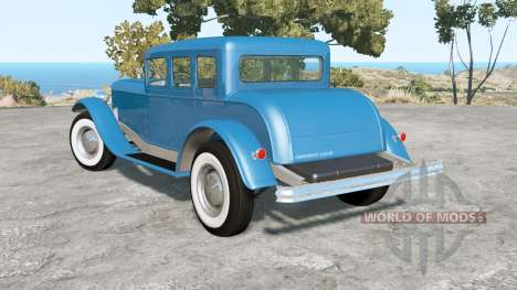Classic Car v0.98 for BeamNG Drive