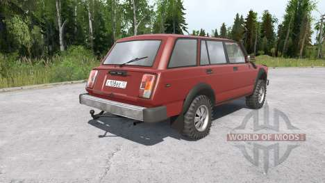 Vaz-2104 Jiguli for Spintires MudRunner