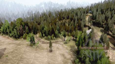The Crossing for Spintires MudRunner
