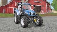 New Holland T6-seriᴇs for Farming Simulator 2017