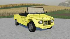 Citroen Mehari 1970 for Farming Simulator 2017