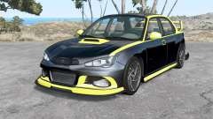 Hirochi Sunburst Blackline v2.0 for BeamNG Drive