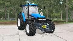 New Holland TM1ƽ0 for Farming Simulator 2015