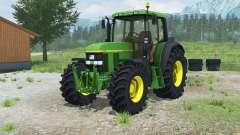 John Deerꬴ 6610 for Farming Simulator 2013