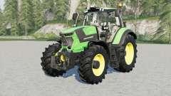 Deutz-Fahr Serie 6 TTV Agrotron for Farming Simulator 2017