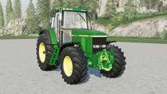 John Deere 7010-serieȿ for Farming Simulator 2017