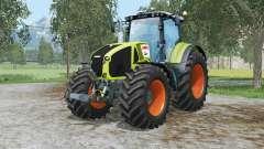 Claas Axioᶇ 950 for Farming Simulator 2015