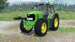 John Deere 7530 Premiuꝳ for Farming Simulator 2013