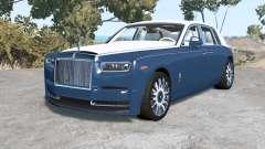 Rolls-Royce Phantom 2018 for BeamNG Drive