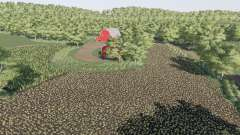 Farm in the Woods for Farming Simulator 2017