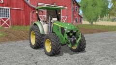 John Deere 5M-serieᶊ for Farming Simulator 2017