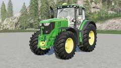 John Deere 6R-seᵲies for Farming Simulator 2017